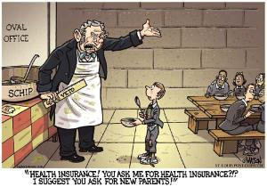 44 to increase portions of health insurance and cover more currently uninsured children