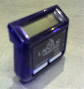 leave a comment, win a pedometer