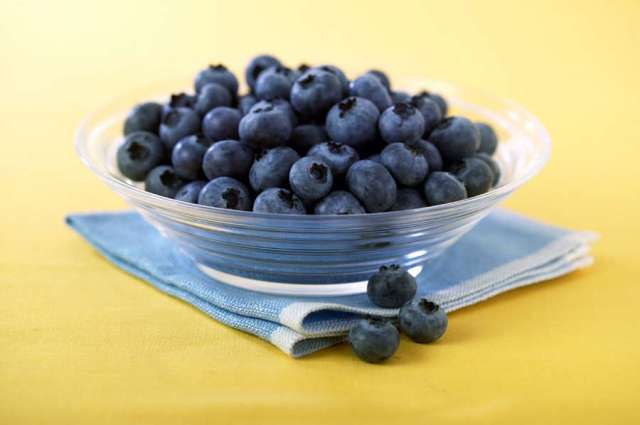 health effects of blueberries